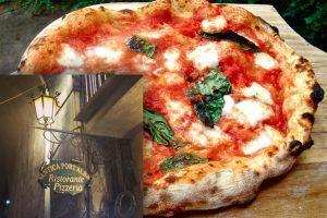 Pizzeria Antica Worlds Oldest Pizza