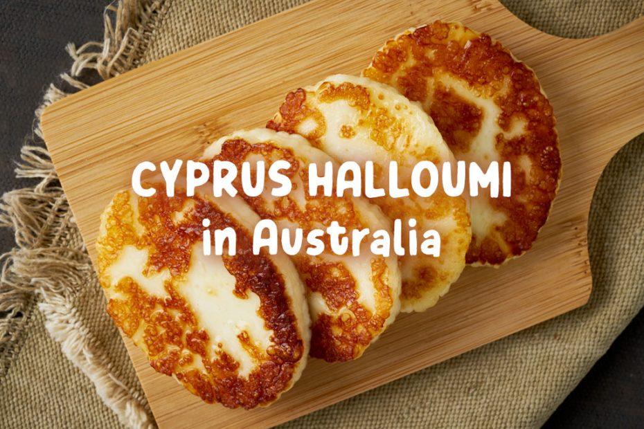 cyprus halloumi cheese australia