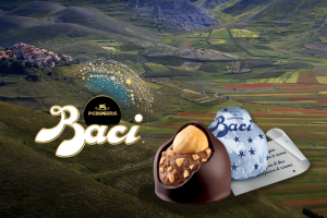 baci perugina chocolates