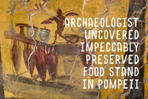 Food Court Discovery Pompeii