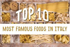 top 10 traditional Italian cuisine